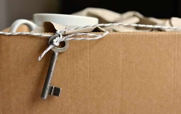 Kartons packen