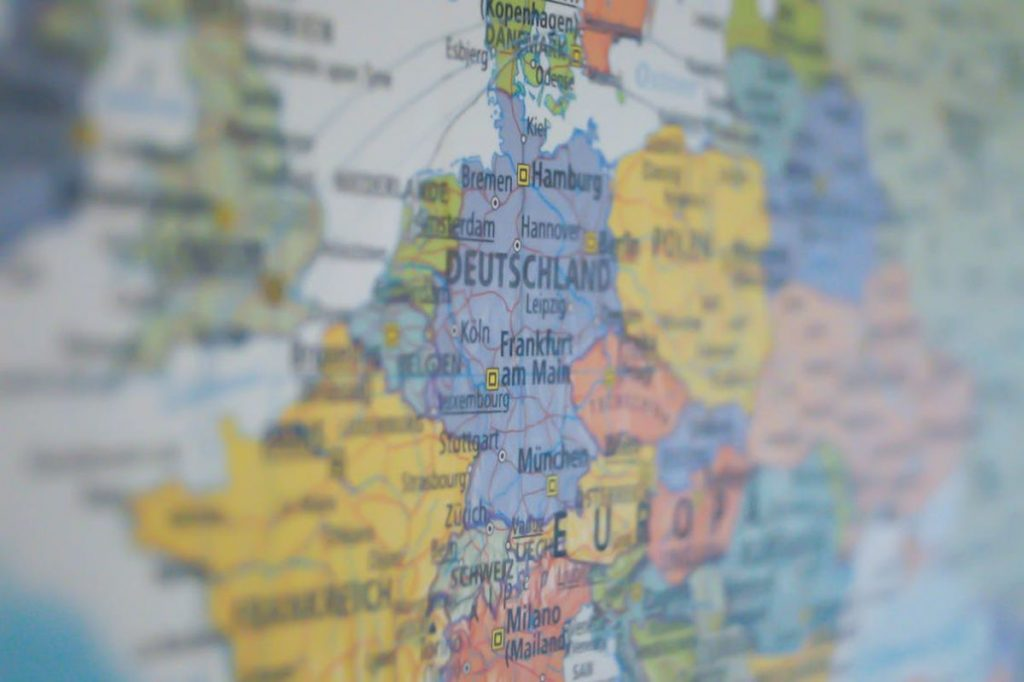 internationale Umzüge Europa