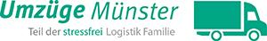Umzüge Münster | blitzschnell & professionell Logo