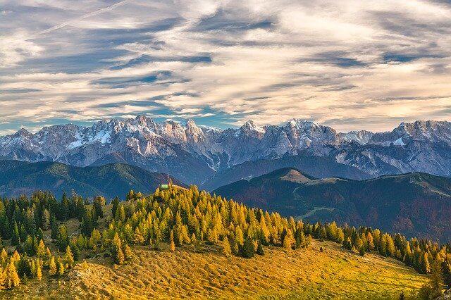 Umzug nach Österreich